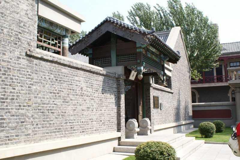Императорский дворец Маньчжурского государства