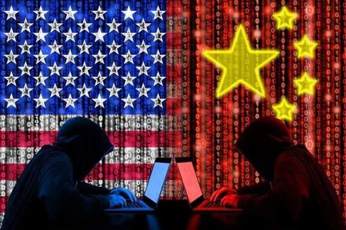 США обвиняет двух китайских хакеров в краже данных