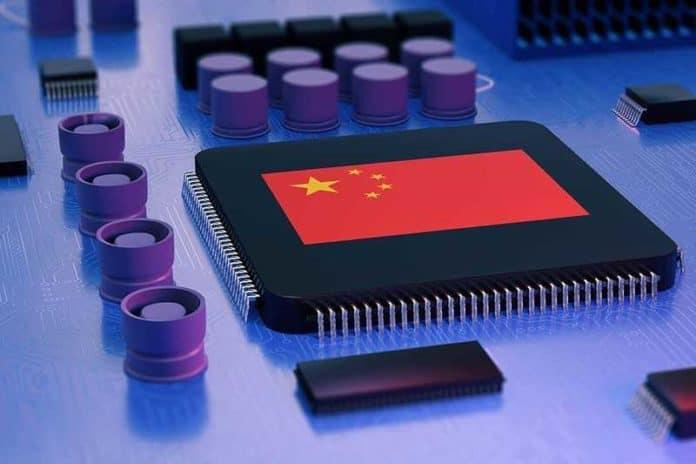 Китай разрабатывает новую технологию, чтобы стать лидером в производстве процессоров 5G
