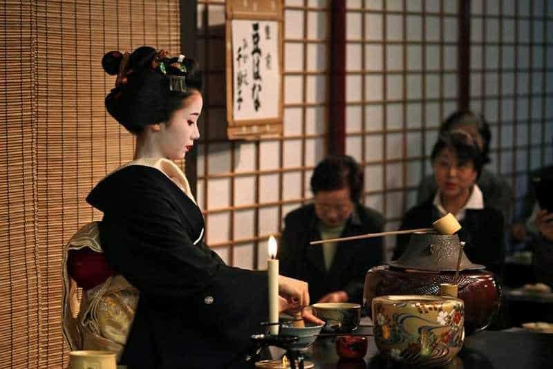 Чайная церемония.