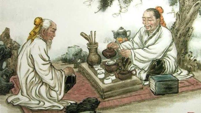 Чайная культура династии Сун