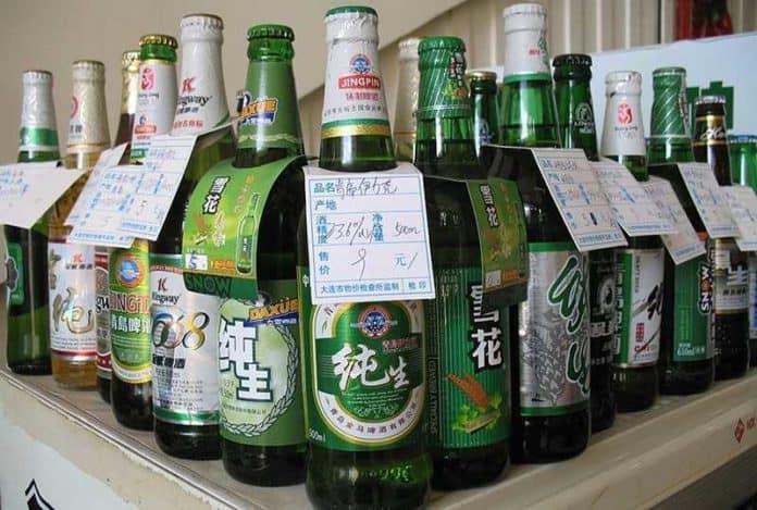 Пиво поднебесной: основные бренды и история