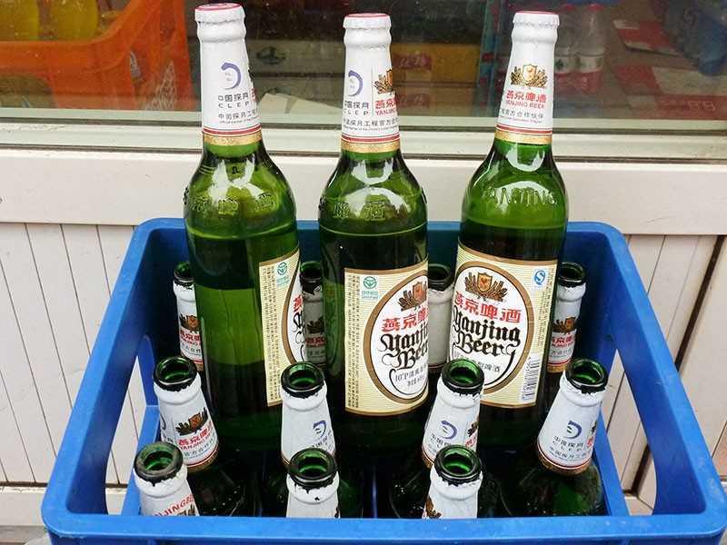 Пиво Яньцзин