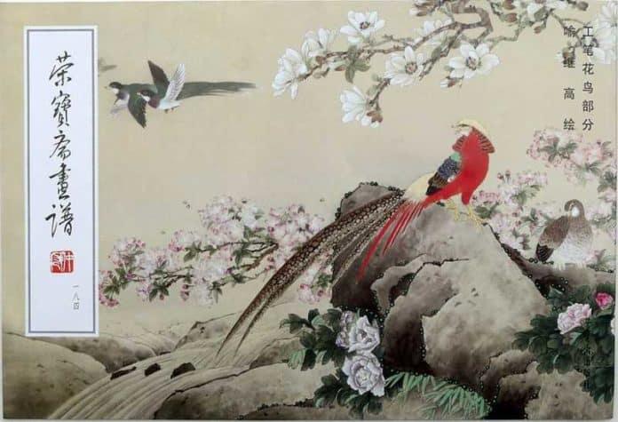 Гунби - техника уникальной живописи из Китая