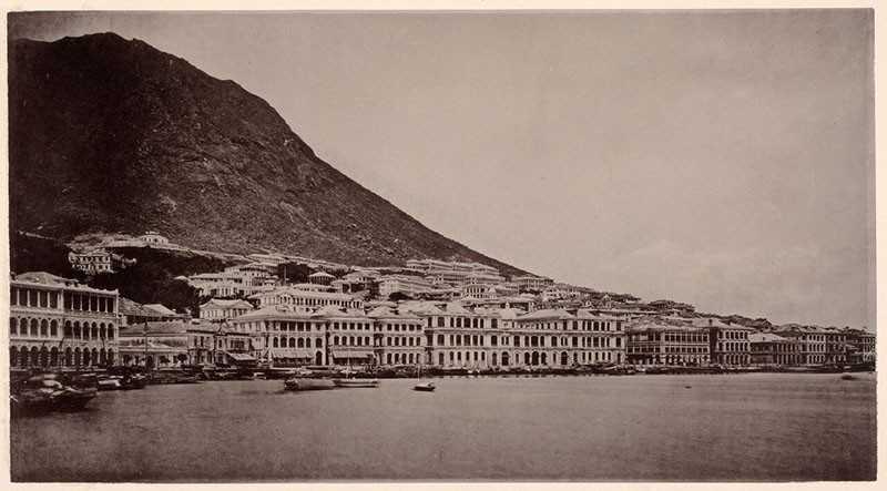 Британское владычество в Гонконге