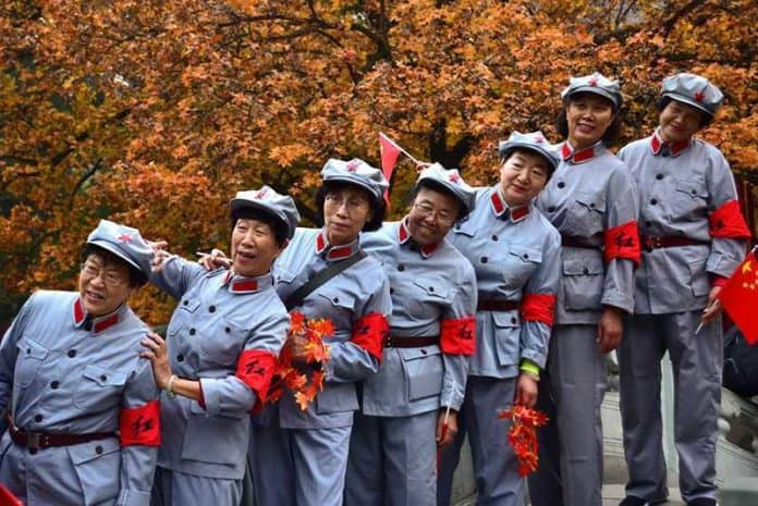 Китай: жизнь простых людей