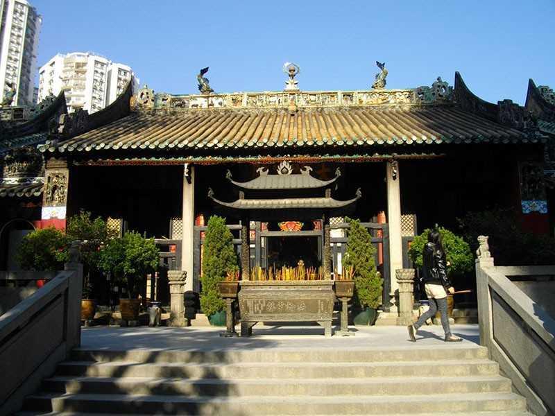 Храм Кум Лам