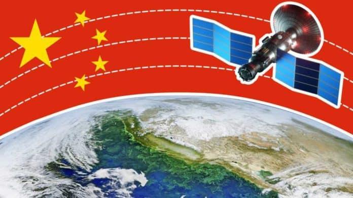 Китай будет шпионить за нами из космоса?
