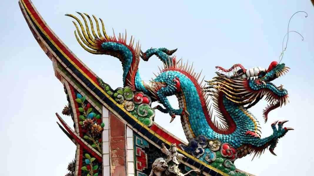 Китайская мифология