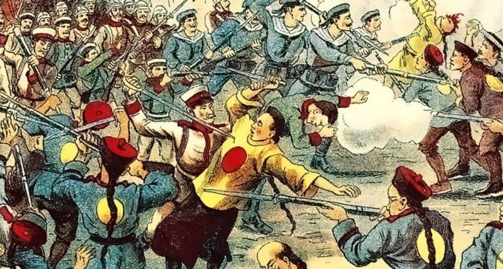 Боксерское восстание – самое известное восстание Китая