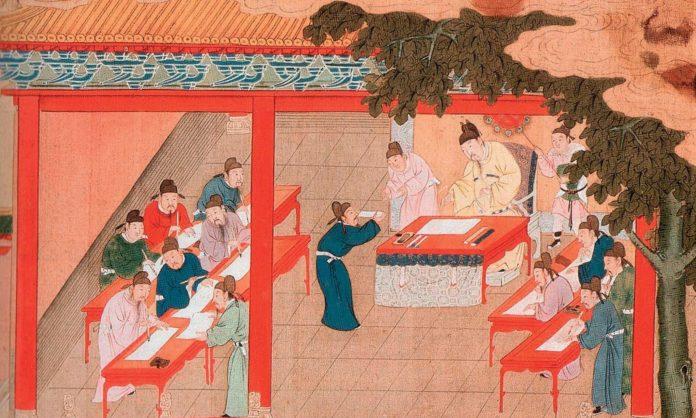 «Кэцзюй» – система экзаменов в императорском Китае