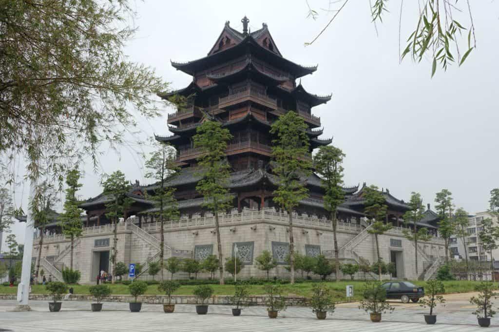 Буддийский храм Гуйюясьсы