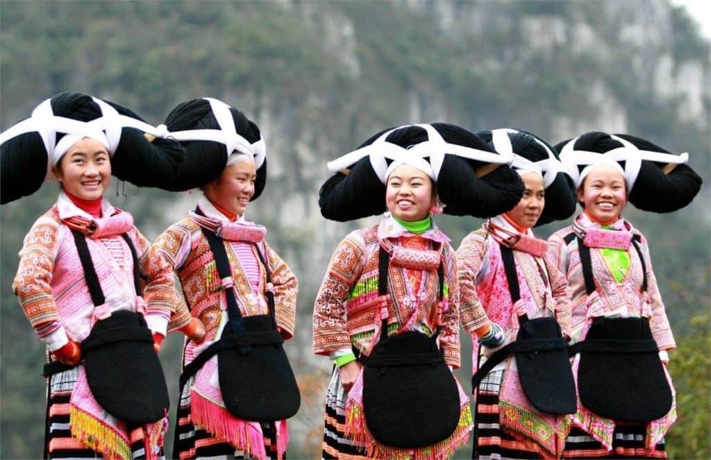 Мяо - национальность Китая
