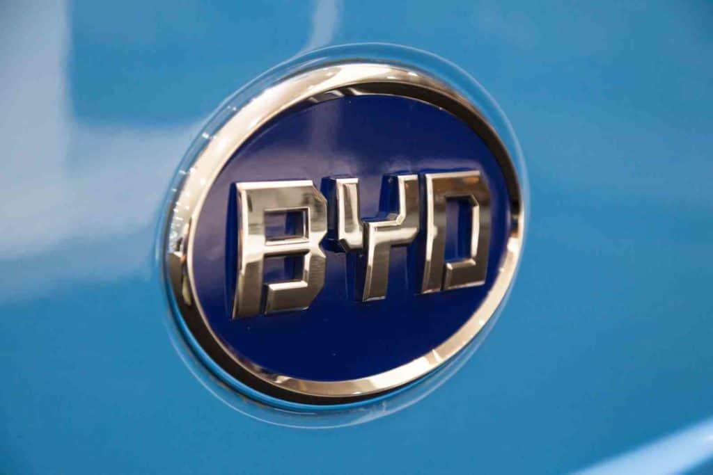 BYD «Build Your Dreams»
