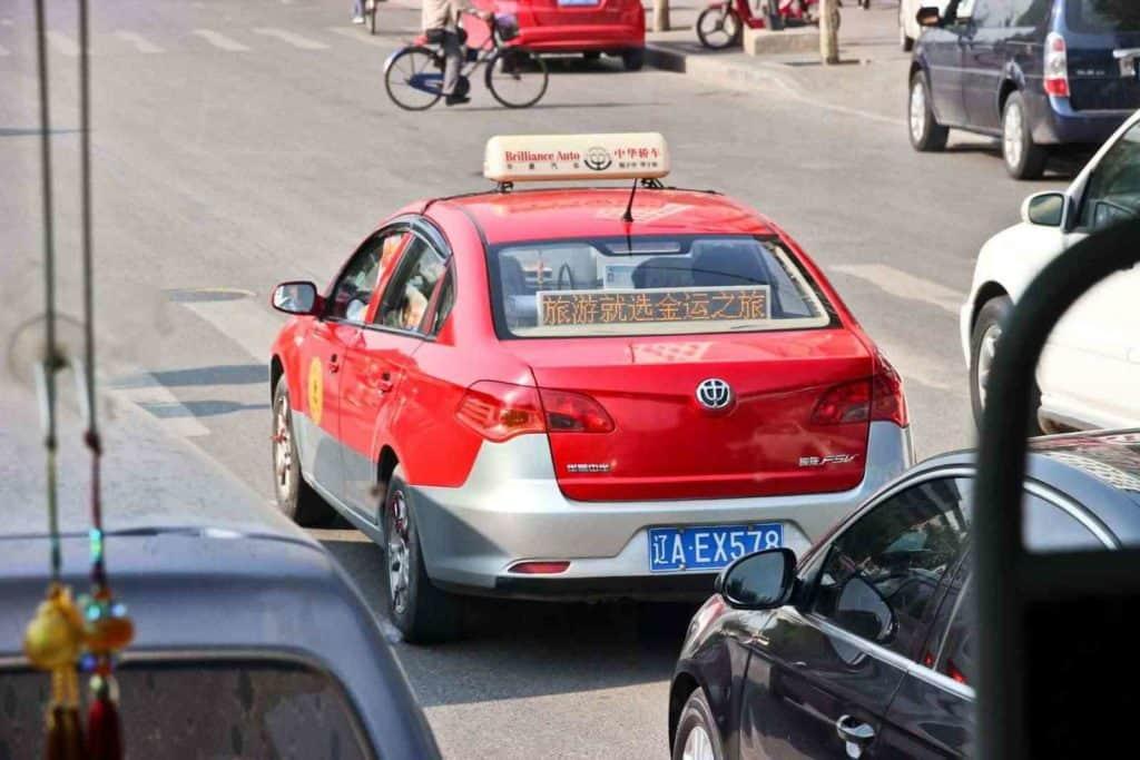 Brilliance Китайский автопром