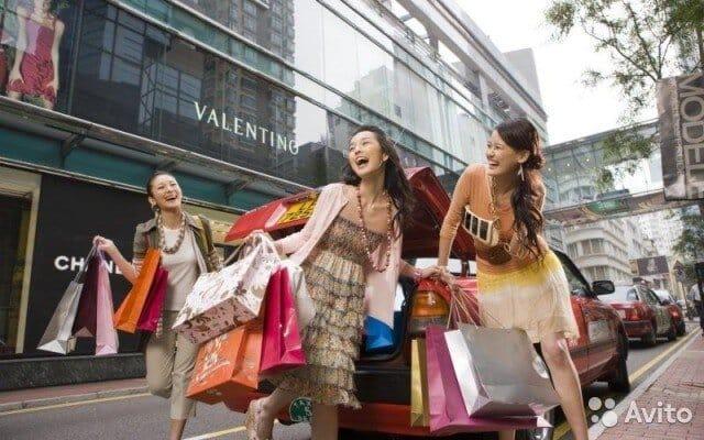 Иностранные бренды в Китае