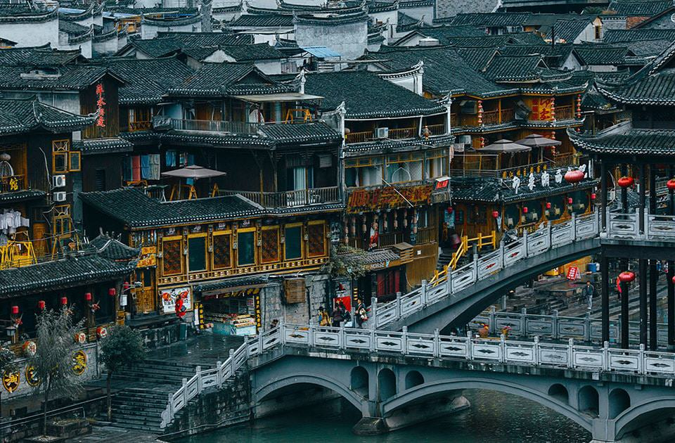 Лицзян называют Восточной Венецией