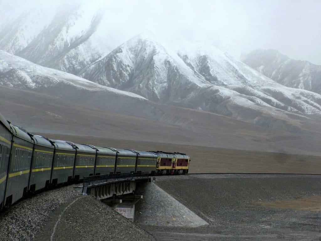 Дорога в Тибет