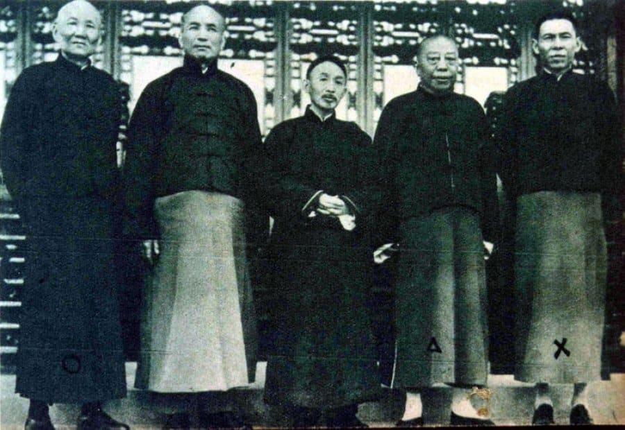 Триады Китая 18 век