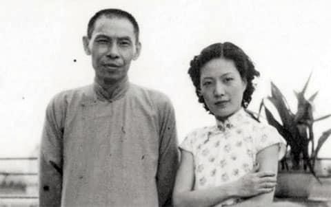 Ду Юэшень, новый глава триады, со своей женой Мэн Сяодун