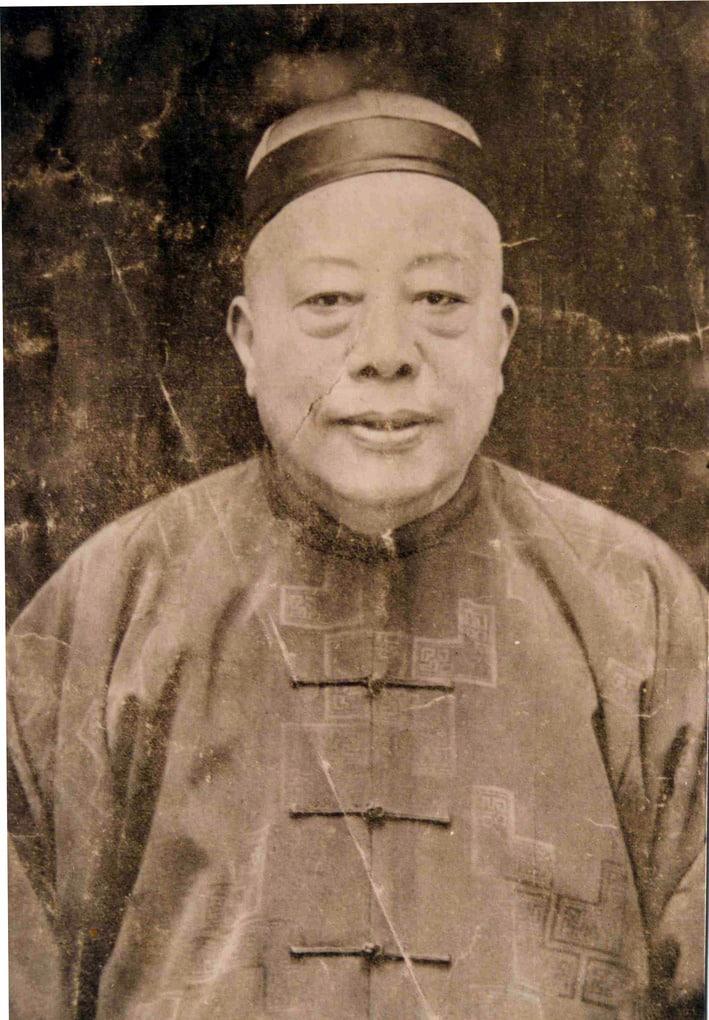 Хуан Цзиньжун - член Зеленой банды